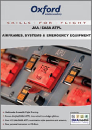 9781906202309: ATPL Airframes, Systems and Emergency Equipment