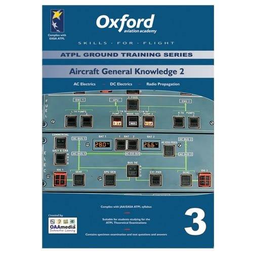 9781906202521: ATOL Air General Knowledge 2 (ATPL Oxford Ground Training Series) (Electrics)
