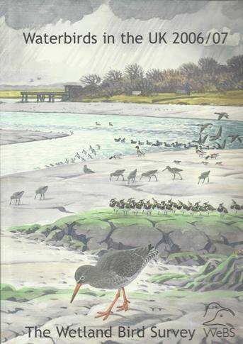 Waterbirds in the UK 2007/08, the Wetland Bird Survey: Holt, Chas, Austin, Graham Etc.