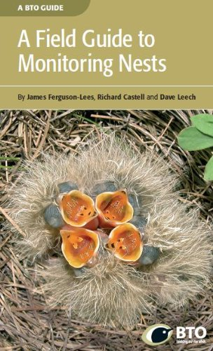 9781906204792: A Field Guide to Monitoring Nests