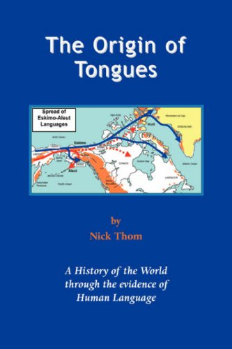 9781906210328: The Origin of Tongues 2nd Edition