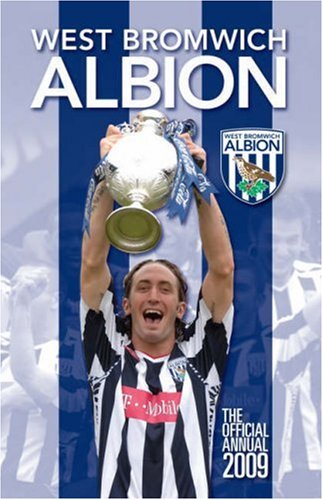 Official West Bromwich Albion FC Annual 2009