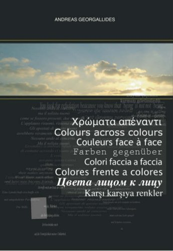 9781906221362: Colours Across Colours (English and French Edition)