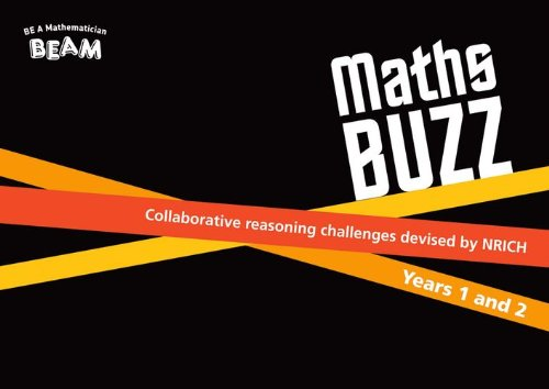 9781906224516: Maths Buzz Years 5 and 6 - Collaborative reasoning challenges