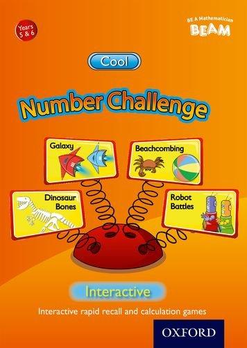 Number Challenge Interactive: Cool