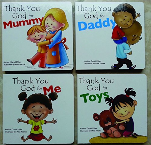 9781906227180: Thank You God for... Boardbooks