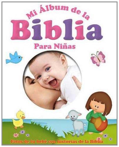 9781906227678: Mi Album De La Biblia Para Ninas