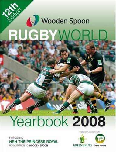 Wooden Spoon Rugby Yearbook 2008 (Little Book of) (1906229163) by Ian Robertson