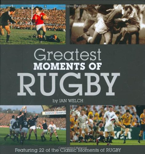 9781906229405: Greatest Moments of Rugby