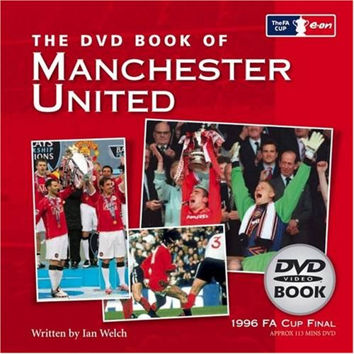 9781906229894: DVD Book of Manchester United