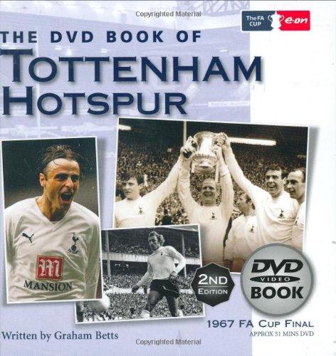 9781906229924: DVD Book of Spurs (DVD Books)