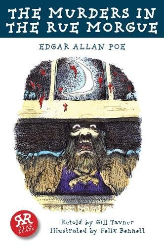 Murders in the Rue Morgue, The (Real Reads): Edgar Allan Poe