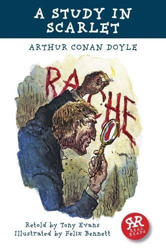 Study in Scarlet (Real Reads): Conan Doyle, Arthur