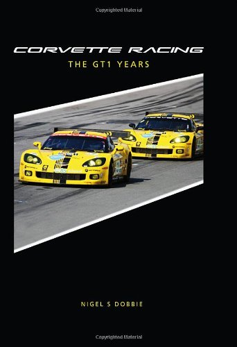 9781906236373: Corvette Racing - The GT1 Years