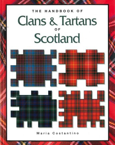 9781906239565: The Handbook of Clans & Tartans of Scotland