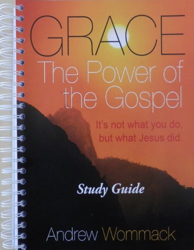 9781906241155: Grace: The Power of the Gospel - Study Guide