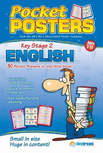 9781906248024: English Key Stage 2 (Pocket Posters)