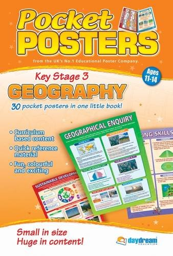 9781906248130: Geography Key Stage 3 (Pocket Posters)