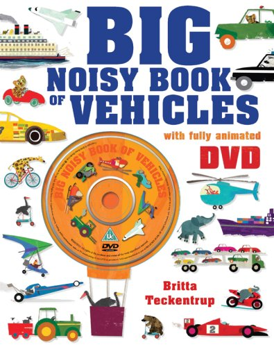 9781906250140: Big Noisy Book of Vehicles