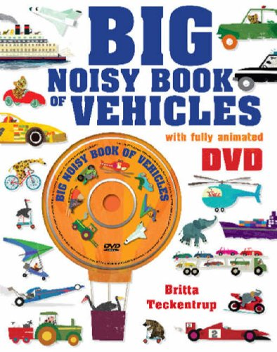 9781906250157: Big Noisy Book of Vehicles