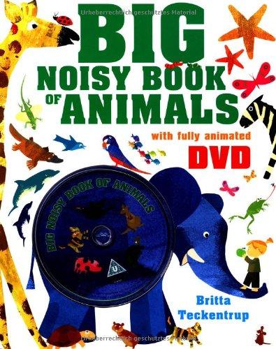 9781906250560: Big Noisy Book of Animals