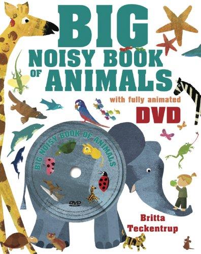 9781906250577: Big Noisy Book of Animals