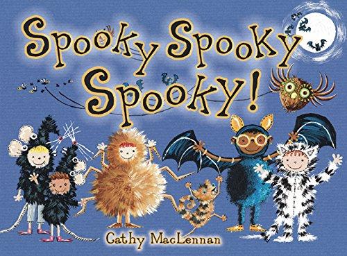 Spooky Spooky Spooky!: MacLennan, Cathy
