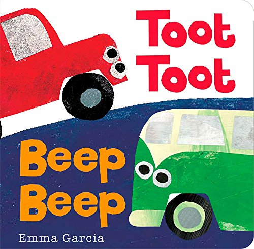 9781906250843: Toot Toot Beep Beep (All About Sounds)