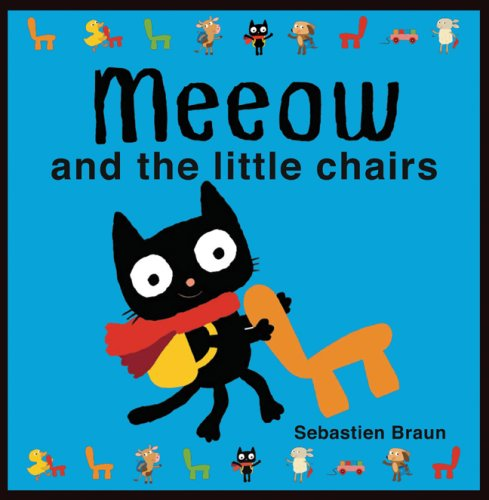 9781906250881: Meeow and the Little Chairs
