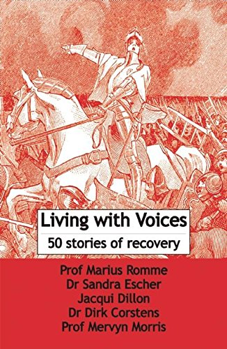 9781906254223: Living with Voices: 50 Stories of Recovery