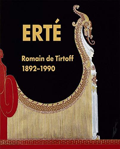 Erte: Romain de Tirtoff 1892-1990 (Paperback): Brian Sewell, Morgan
