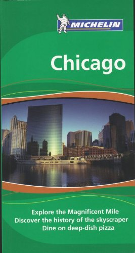 9781906261122: Chicago (Michelin Green Guides)