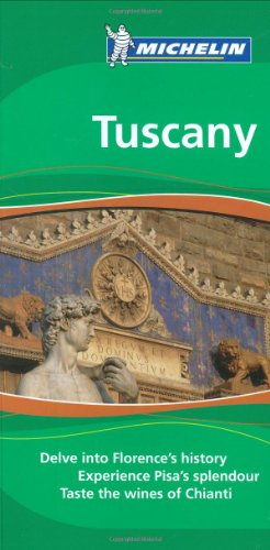 9781906261146: Michelin the Green Guide Tuscany (Michelin Green Guides)