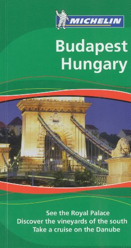 9781906261184: Gv Budapest Hungary (Michelin Green Guides)