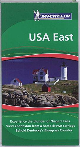 9781906261191: Michelin Green Guide USA East (Green Guide/Michelin)