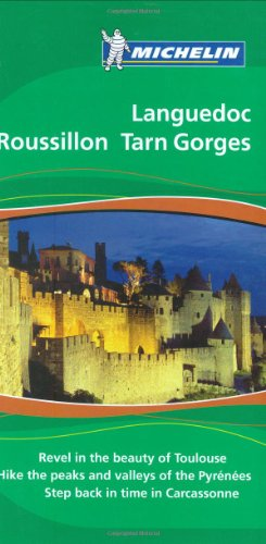 Languedoc Roussillon, Tarn Gorges (Michelin Green Guides)