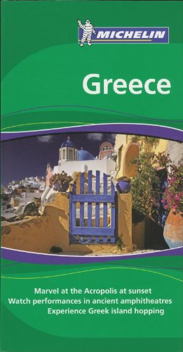 9781906261429: Michelin Green Guide Greece (Green Guide/Michelin)