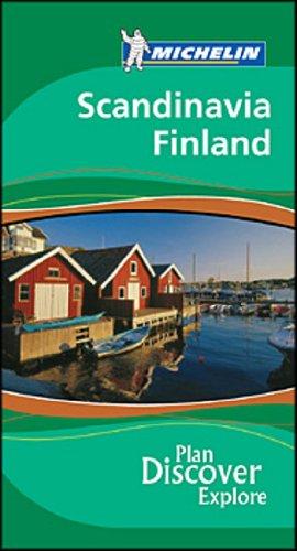 9781906261481: Michelin Travel Guide Scandinavia (Michelin Green Guide Scandinaviaa)
