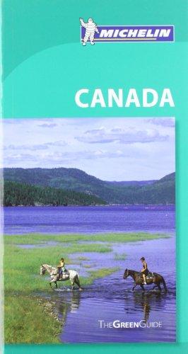 9781906261757: Michelin Green Guide Canada, 12e (Green Guide/Michelin)