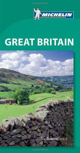 9781906261825: Michelin Green Guide Great Britain, 6e (Green Guide/Michelin)