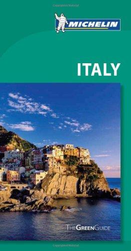 Michelin Green Guide Italy, 10e (Green Guide/Michelin): Michelin