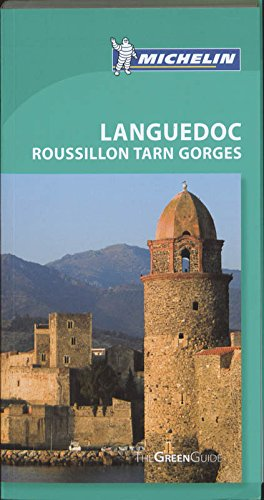 Michelin Green Guide Languedoc Roussillon Tarn Gorges,: Michelin
