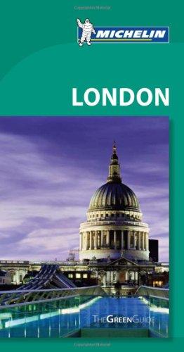 Michelin Green Guide London, 7e (Green Guide/Michelin): Michelin