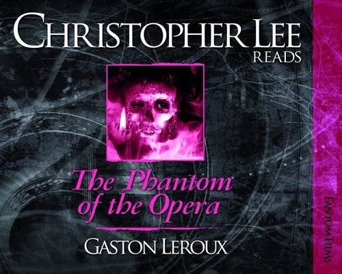 9781906263270: The Phantom of the Opera (Christopher Lee Reads...)