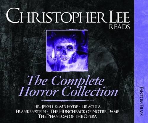 Christopher Lee Reads: Dracula, Frankenstein, Phantom of: Stoker, Bram; Shelley,