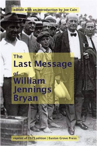 an introduction to the life of william jennings bryan The rise of the populist movement and the closing of you will learn about william jennings bryan and the introduction what if william jennings bryan won the.