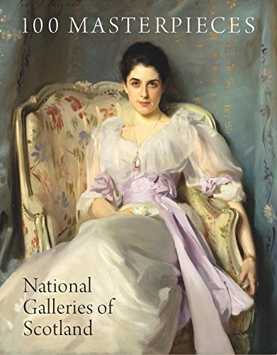 9781906270018: 100 Masterpieces from the National Galleries of Scotland