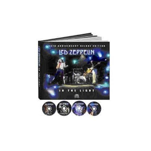 9781906283841: Led Zeppelin - In The Light (4 Dvd+Libro)