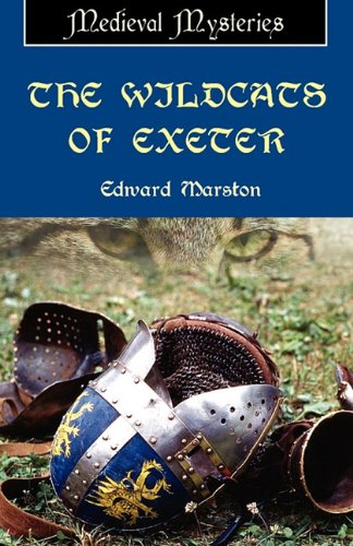 The Wild Cats of Exeter (Domesday) (1906288488) by Edward Marston
