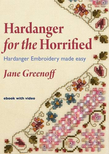 9781906314194: Hardanger for the Horrified: Hardanger Embroidery Made Easy
